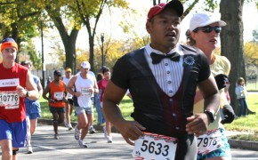 advice on training and running your first marathon