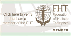 Federation of Holistic Therapists Verification